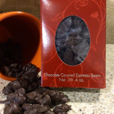 how to make chocolate covered espresso beans