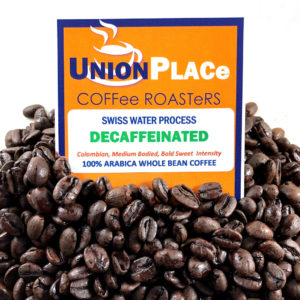 Swiss Water Process Decaf Colombian Coffee