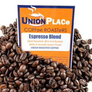 Espresso Blend Dark Roast Coffee