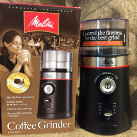 Melitta Coffee Grinder