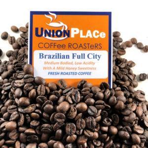 Brazilian Full City Roast Coffee