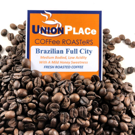 Brazilian Full City Roast Coffee
