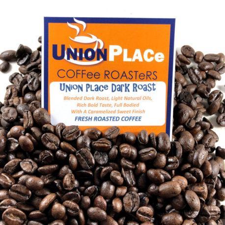 Union Place Dark Roast House Blend Coffee